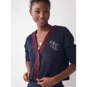 Tommy Hilfiger UO Exclusive Marshmallow Cardigan